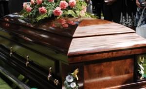 избор на ковчег от погребална агенция