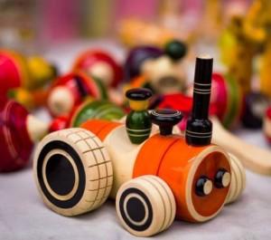 Играчки от дърво