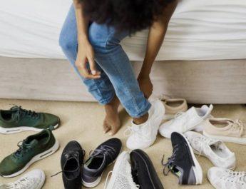Избор на обувки за жени